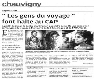 article chauvigny